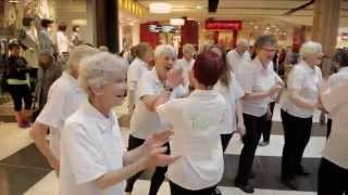 Westfield Queensgate Happy Flashmob