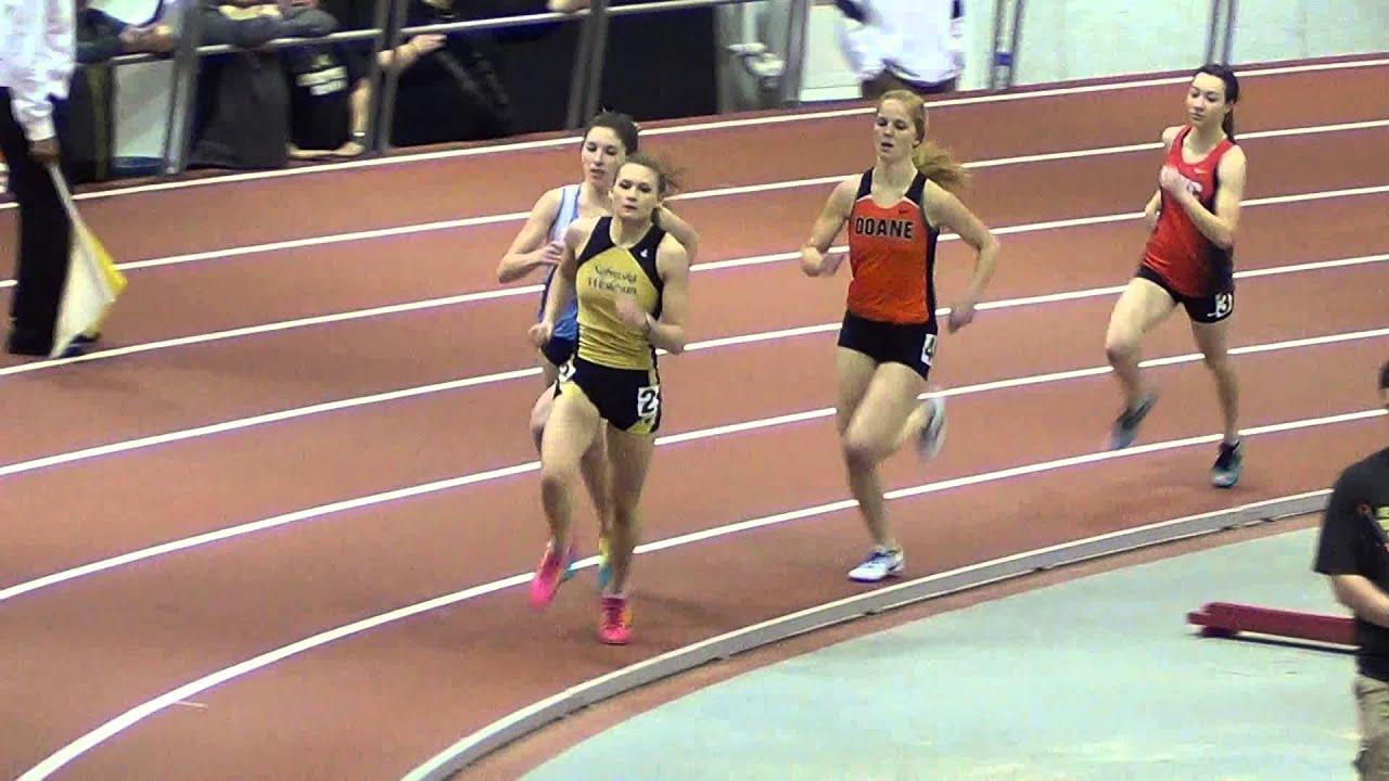 Womens 600m Run - Wood - YouTube
