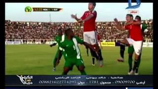 خالد بيومى: كوبر السبب فى ضياع الفوز على نيجيريا (فيديو)