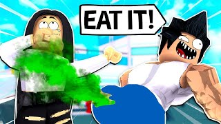 DOING FUNNY PRANKS IN ROBLOX GAMES...