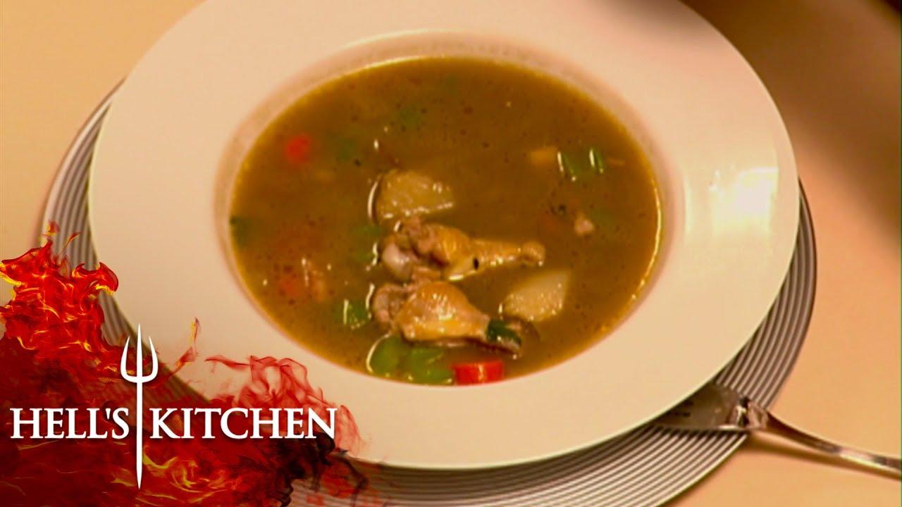 Download Chicken Soup Impresses Gordon!   Hell's Kitchen