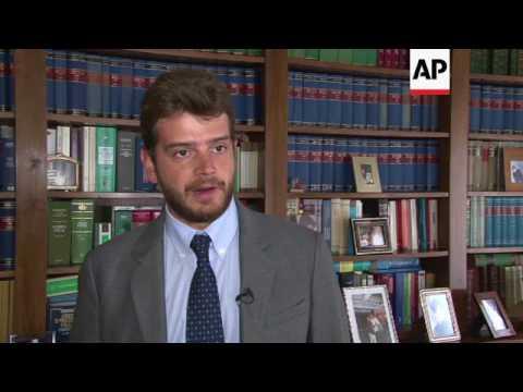 Milan lawyer on UK model's alleged kidnap ordeal