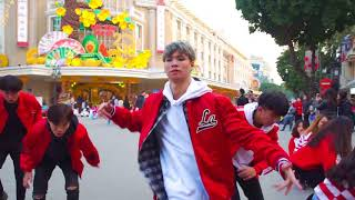 [ VPOP PUBLIC CHALLENGE ] Về Nhà Ăn Tết - JustaTee, BigDaddy | Dance Choreography @ FGDance