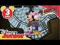 Hora del te en Mickey y los Superpilotos