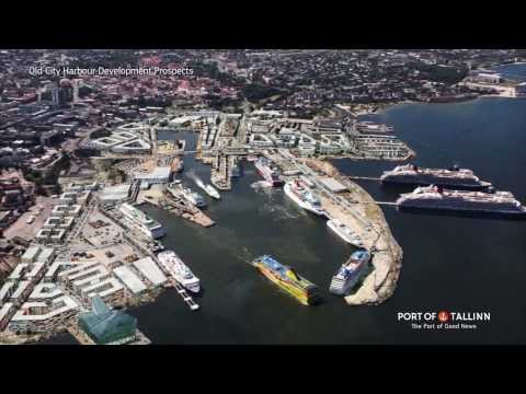Port Of Tallinn - look in to the future.