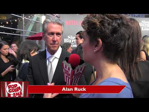 Iconic actor Alan Ruck at 'Sierra Burgess is a Loser' Premiere