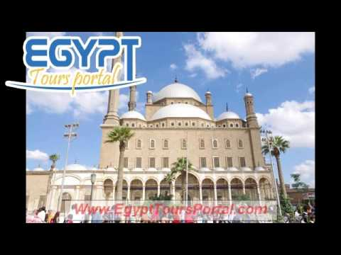 Shore trips arrive Alexandria and depart Port Said || Egypt Tours Portal