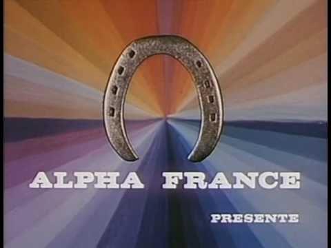 Alpha France Distribution Logo