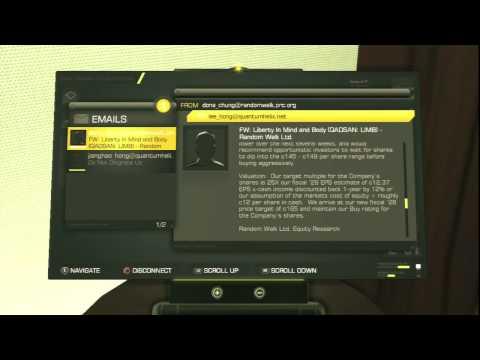 Let's Play Deus Ex Human Revolution - Part 030: Shanghai Justice (3)