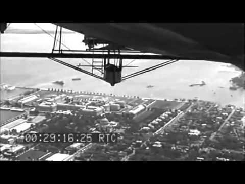 1929 U.S. Navy Blimp USS Los Angeles (ZR-3) (full)