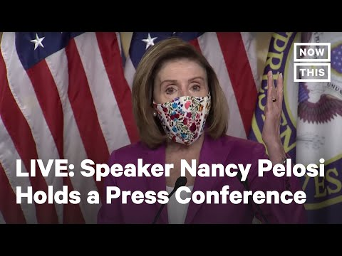 Speaker Nancy Pelosi Holds a Press Conference After Attacks