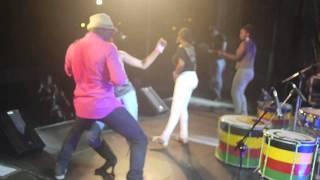 Kaysha @ One Love festival, Cayenne, Guyane. 06/11