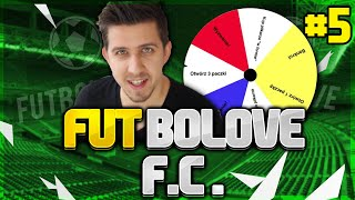 Futbolove F.C. #5 - ODWRÓCONY SKŁAD CHALLENGE!   FIFA 16 Ultimate Team