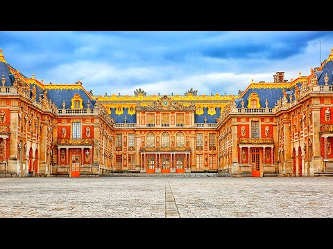 The Amazing Architecture of The Palace of Versailles