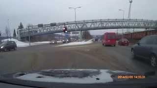 Winter Drivin