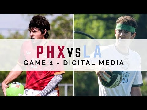Phoenix Sol v Los Angeles Guardians - Game 1, 2017 MLQ Regular Season
