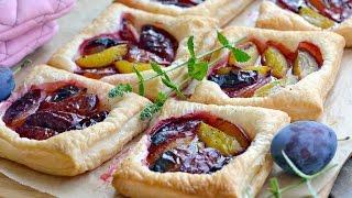видео Пирог с творогом и яблоками - 9 рецептов на скорую руку из дрожжевого, песочного или слоеного теста