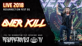 Overkill - Elimination (Live at Resurrection Fest EG 2018)