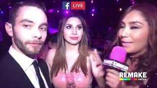 Daniela y Óscar se enfrentan en la fiesta