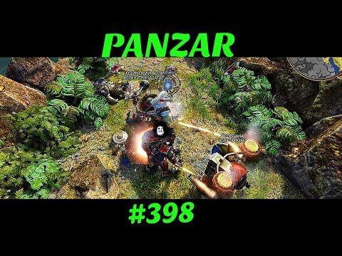 видео: panzar - проходим 4-ый остров (танк)#398