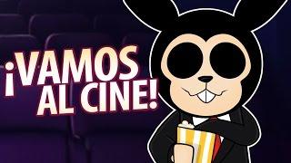 ROBLOX: ¡VAMOS AL CINE! - Roblox Cinema | iTownGamePlay