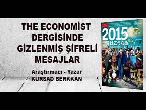 THE ECONOMİST KAPAĞINDAKİ GİZLİ ŞİFRELİ MESAJLAR (ANALİZ)   KURSAD BERKKAN