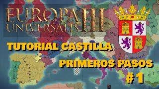 TUTORIAL/PRIMEROS PASOS - Europa Universalis III #1
