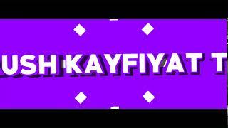 Intro XUSH KAYFIYAT TV