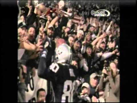 Jerry Rice Speaks on being a Raider (2010)