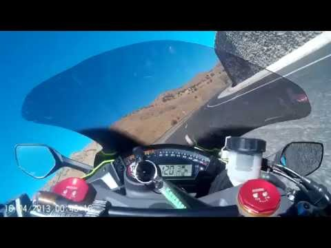 Moto 21 Emrehan ALTINÖRS'ün Kamerasından Diyar Honda Cbr1000RR
