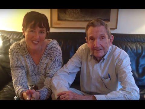 Christina Tobin interviews Former Attorney General Ramsey Clark