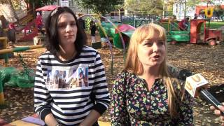 В Дёме появится новая детская площадка за счет средств жителей.