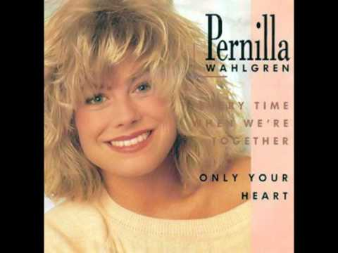 Pernilla Wahlgren - Every Time When We're Together