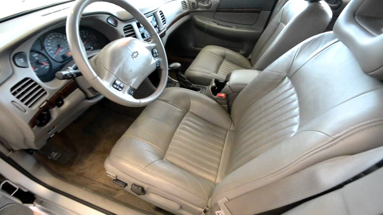 Impala 2004 chevy impala interior : 2002 Chevrolet Impala LS (stk# 18166A ) for sale at Trend Motors ...