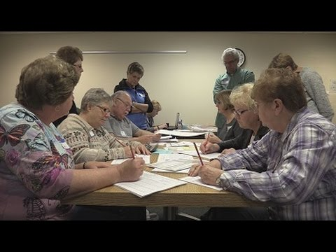 Presidential Election Recount Starts Statewide