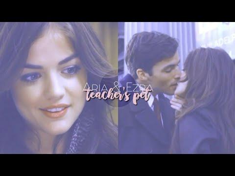 Aria & Ezra | Teacher's Pet [season 1]