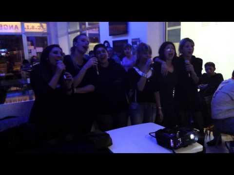 Karaoke Bar C.S.I Angel Gabriel -  Se telefonando
