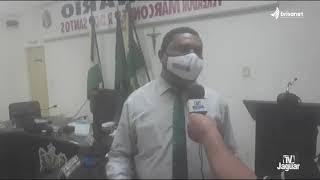 Luizinho solicitou retorno do projeto de CNH popular na Câmara de Quixeré 16 10 2020
