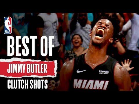 The Best Of Jimmy Butler's Clutch Buckets