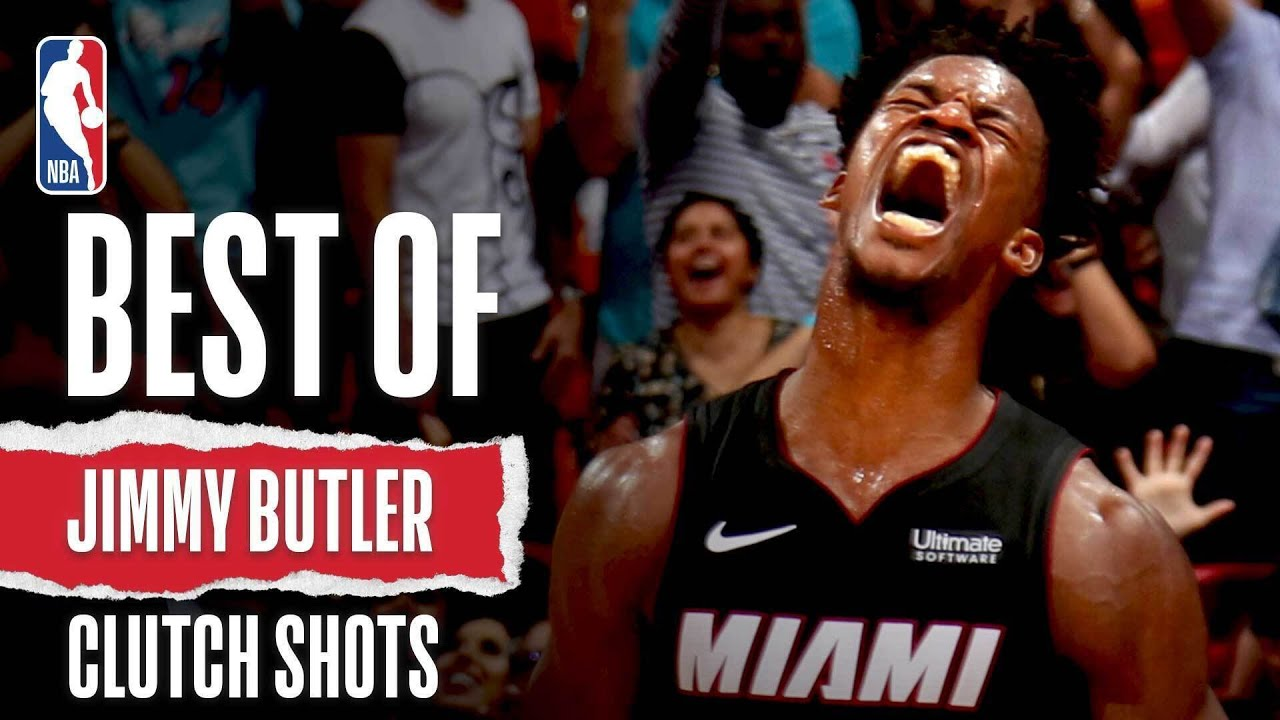 The Best Of Jimmy Butler's Clutch Buckets