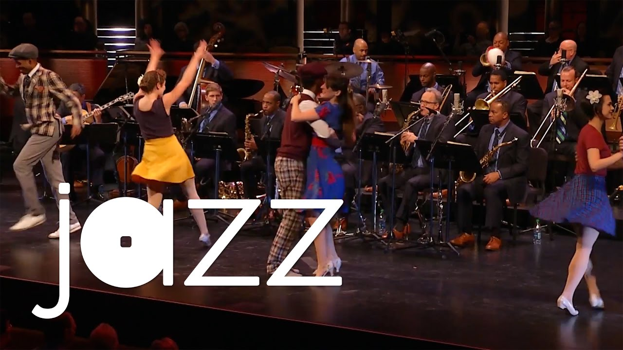 THE FOREVER SWING SUITE (Excerpt) - Jazz at Lincoln Center Orchestra with Wynton Marsalis