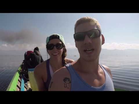 Travel Vlog 13- Biking around Inle Lake! Myanmar (Burma)
