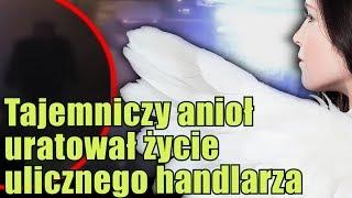 Anioł rzekomo uratował życie tureckiego handlarza!