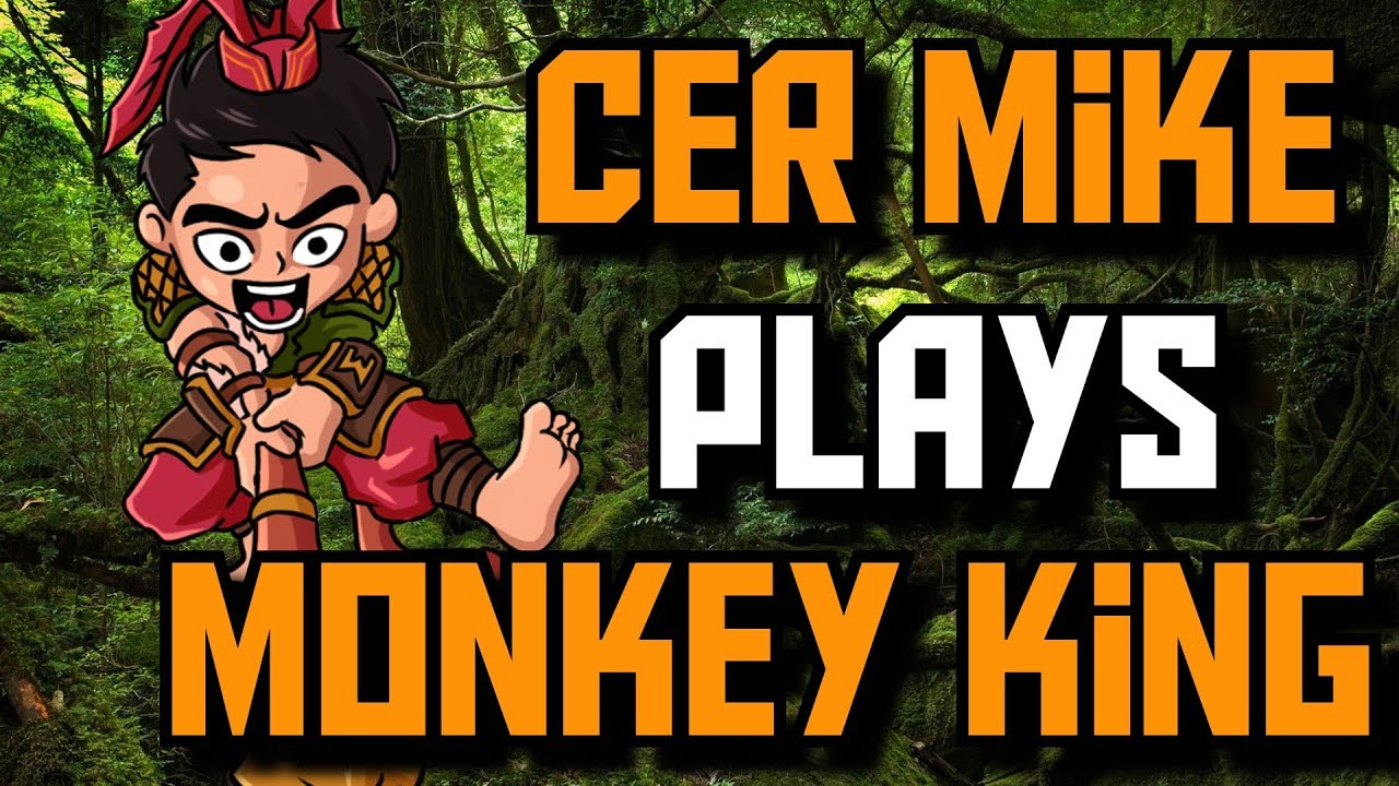 Cer.Mike.WxC Plays Monkey King | HE'S BACK FOR MORE! | 761 MMR Adventures
