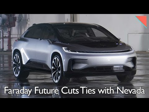 Faraday Done w/ Nevada, JLR Wants More Brands - Autoline Daily 2197