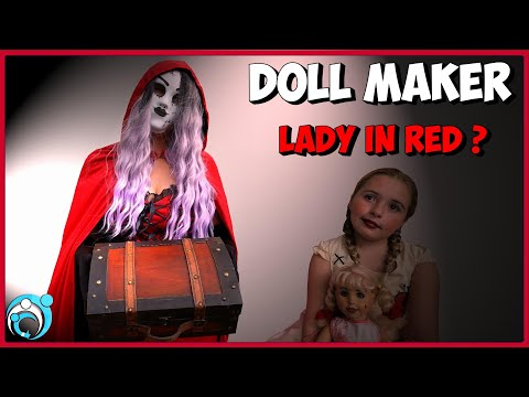 DollMaker Bonus Video The Lady In Red | Remembering the Past | Thumbs Up Family