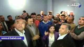 بالفيديو والصور.. وزير الآثار: افتتاح متحف ملوي نهاية الشهر الجاري