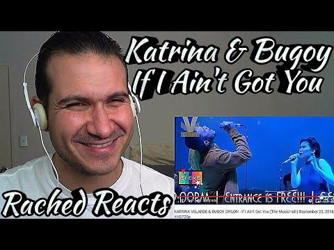 Coach Reaction  Katrina & Bugoy  If I Aint Got You