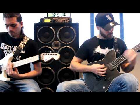 Grey Skies Over Rapture - Scent of the Wicked (Guitar Playthrough) Mp3