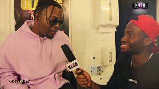 Download Video Exclusive Interview With Olamide @baddosneh In Europe MP3 3GP MP4